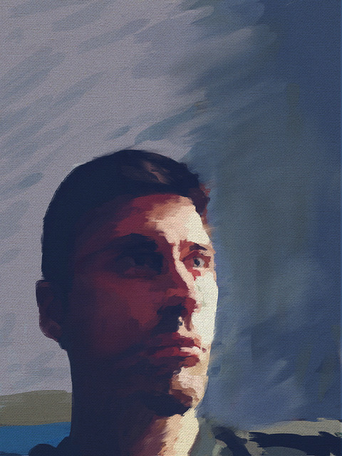 Digital self-portrait